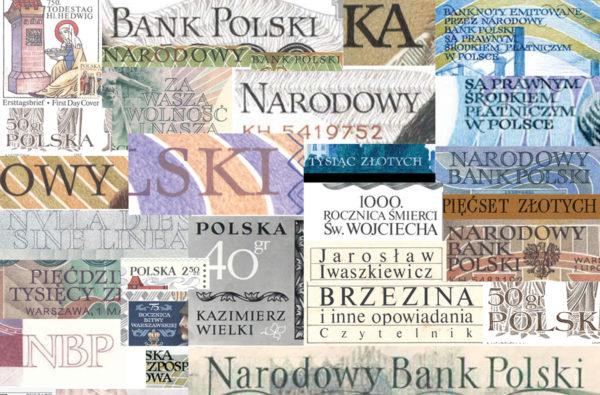 1_Moodboard z typografią wykonaną przez Andrzeja Heidricha – był pomocny przy szkicach do nowej odmiany Regular